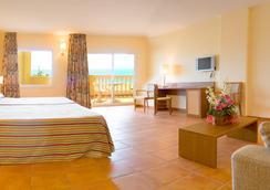 ホテル RH カサブランカ スイーツ - ペニスコラ - 寝室