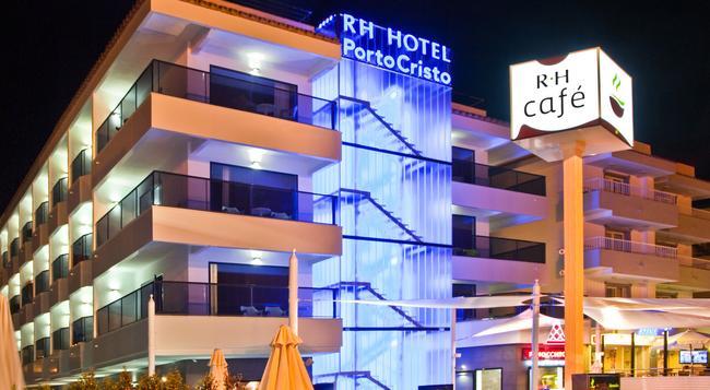 ホテル RH ポルトクリスト - ペニスコラ - 建物