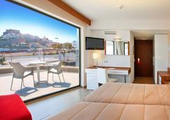 ホテル RH ポルトクリスト - ペニスコラ - 寝室