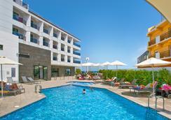 ホテル RH ポルトクリスト - ペニスコラ - プール