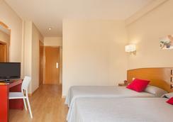 ホテル RH ソル - ベニドーム - 寝室