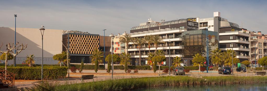 Hotel RH Don Carlos & SPA - ペニスコラ - 建物