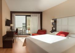 Hotel RH Don Carlos & SPA - ペニスコラ - 寝室