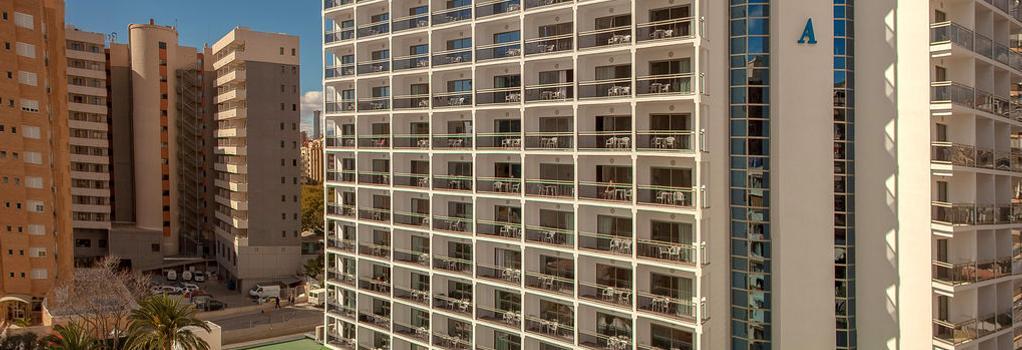 ホテル RH プリンセサ - ベニドーム - 建物