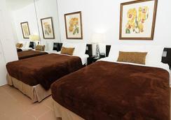 Tres Palmas Inn - サン・フアン - 寝室