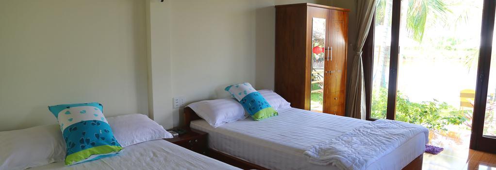 フェリー ホームステイ - ホイアン - 寝室