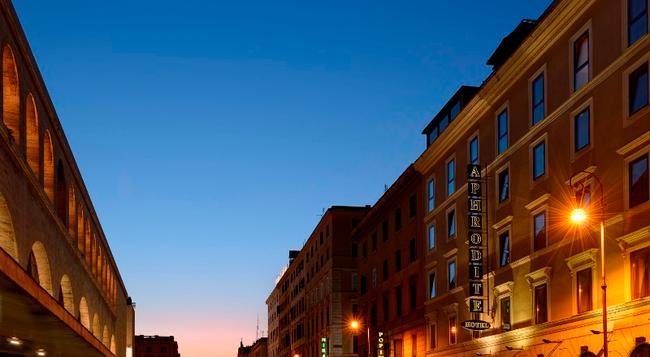 ホテル アフロディーテ - ローマ - 建物