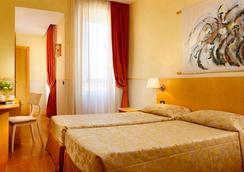 ホテル アフロディーテ - ローマ - 寝室