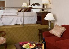 The Georgian Lakeside Resort - レイク・ ジョージ - 寝室