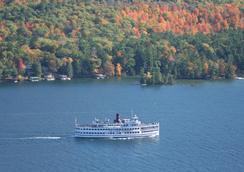 The Georgian Lakeside Resort - レイク・ ジョージ - 屋外の景色