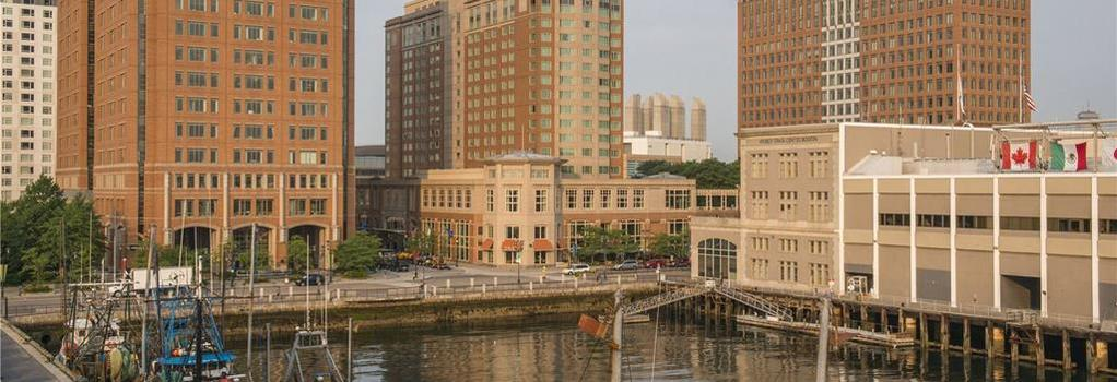 シーポート ボストン ホテル - ボストン - 建物