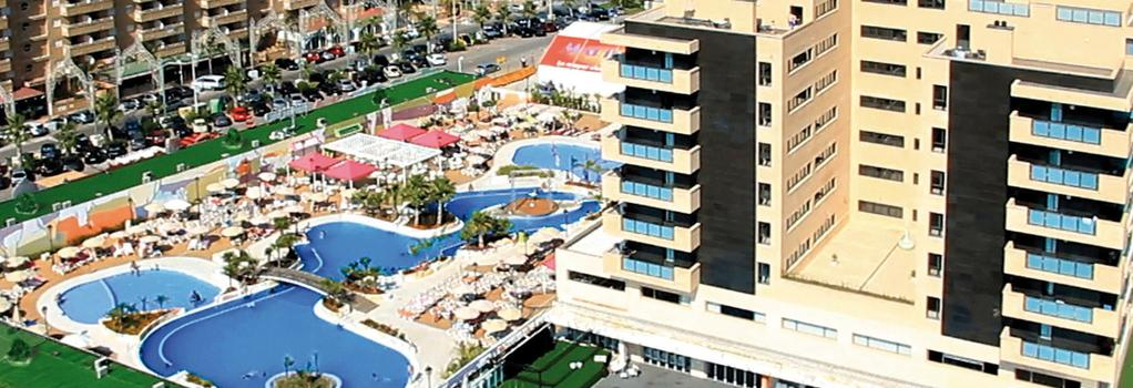 Hotel Gran Duque - Oropesa del Mar - 建物