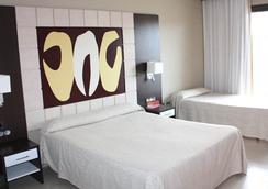 Gran Duque 4 Hotel - Oropesa del Mar - 寝室