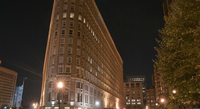 Boston Park Plaza - ボストン - 建物