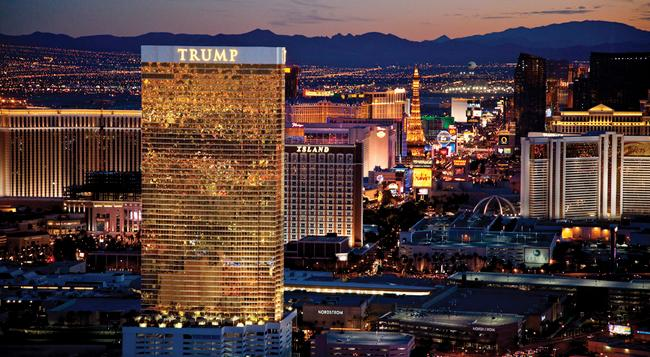 トランプ インターナショナル ホテル ラスベガス - ラスベガス - 建物