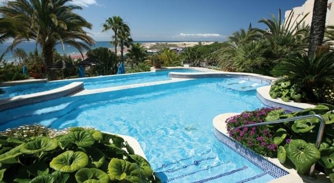 Ifa Dunamar Hotel - マスパロマス - プール