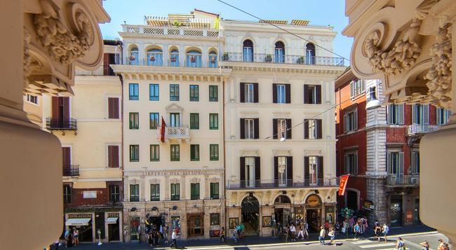 ホテル レグノ - ローマ - 建物