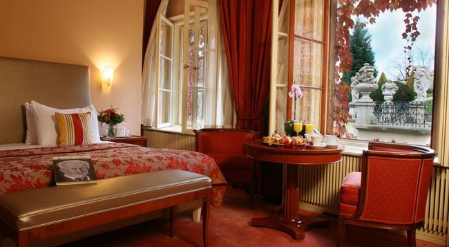アリア ホテル - プラハ - 寝室