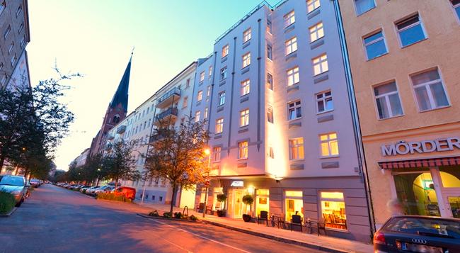 Hotel Adelante Berlin-Mitte - ベルリン - 建物
