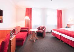 ホテル アデランテ ベルリン - ミッテ - ベルリン - 寝室