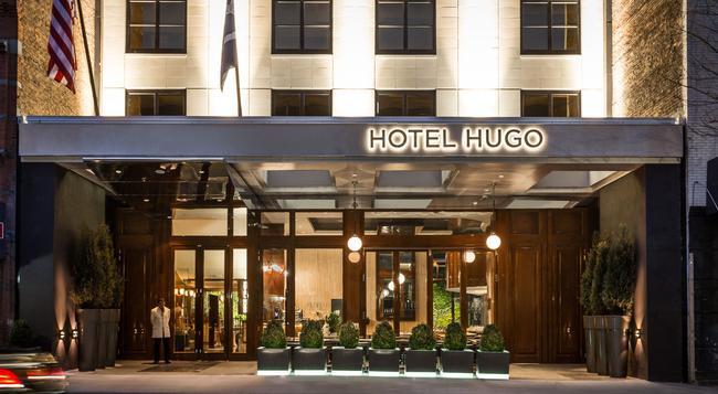 ホテル ヒューゴ - ニューヨーク - 建物