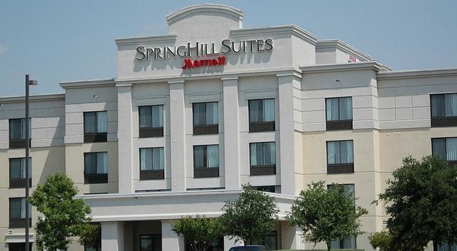 SpringHill Suites by Marriott Austin Round Rock - Round Rock - 建物
