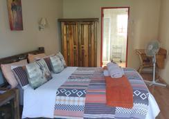 Journey's Inn Africa Guest Lodge - ヨハネスブルグ - 寝室