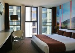 ホテル デル アンヘル - メキシコシティ - 寝室
