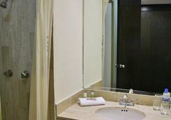 ホテル デル アンヘル - メキシコシティ - 浴室