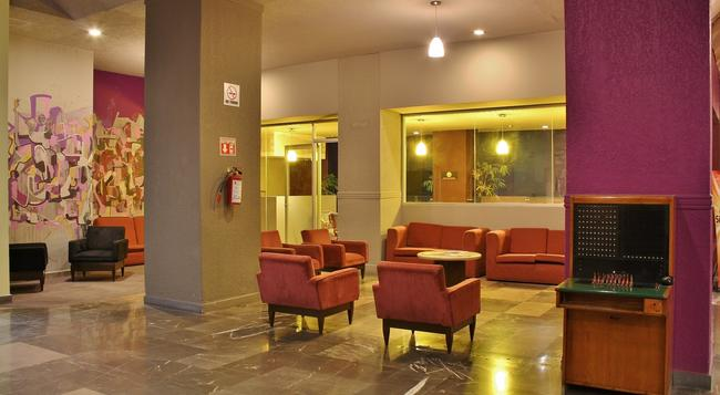 ホテル サン フランシスコ - メキシコシティ - ロビー