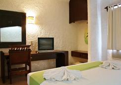 ホテル シバランケ&スパ - カンクン - 寝室