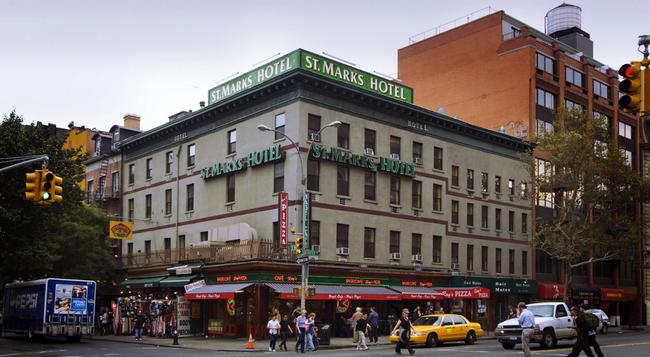 St Marks Hotel - ニューヨーク - 建物