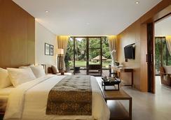 プラタナン ウブド ホテル & スパ - ウブド - 寝室