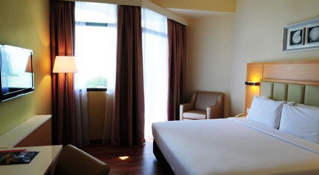 ホテル セントラル シービュー ペナン - George Town (Penang) - 寝室