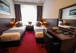 ホテル シティ ガーデン アムステルダム - アムステルダム - 寝室