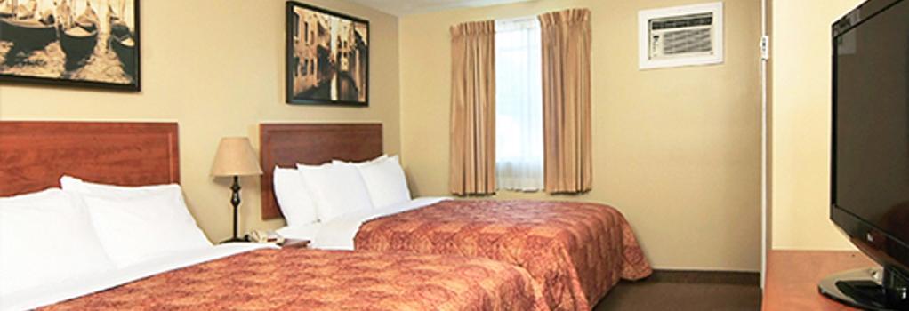 Travellers Haven Motel - オタワ - 寝室