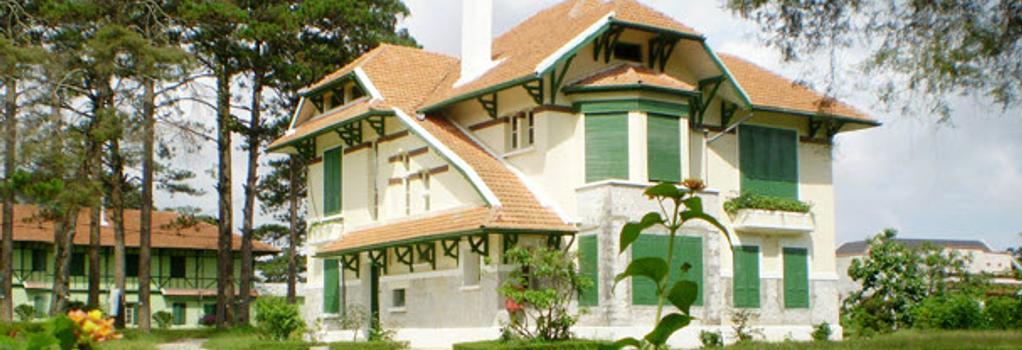 ダラット カダサ リゾート - Dalat - 建物