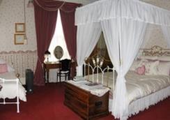 Lisburn House - ダニーデン - 寝室