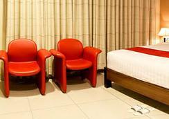 Sweet Karina Hotel - バンドン - 寝室