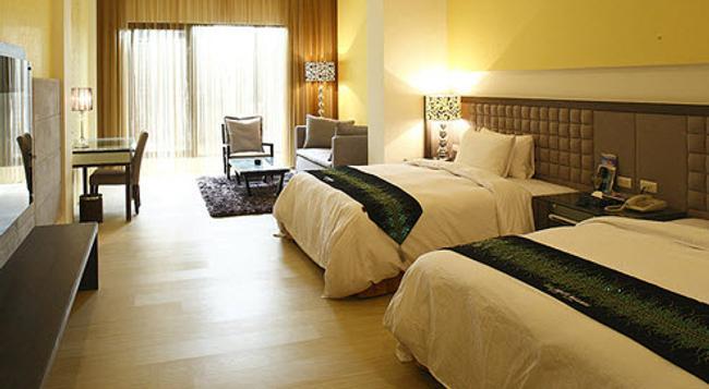 Dryad Motel - 台南市 - 寝室