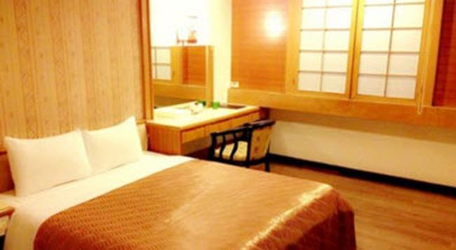 ハーバー ホテル - 台中市 - 寝室