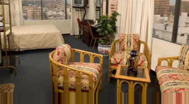 Hotel Sol de Oriente - グアヤキル - 寝室