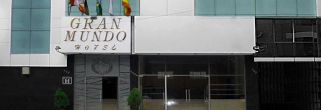 Gran Mundo Hotel - リマ - 建物
