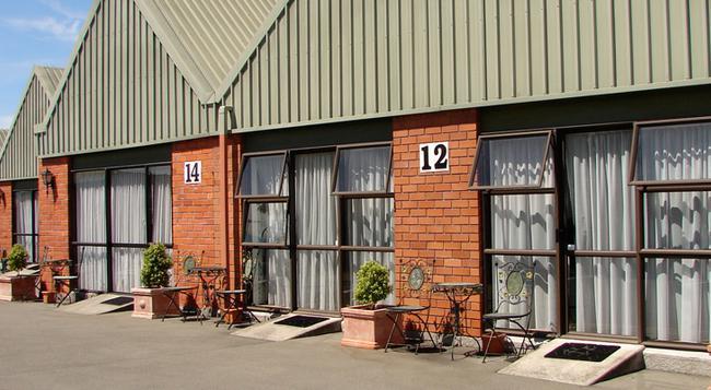 193 Aorangi Manor Motel - Blenheim - 建物