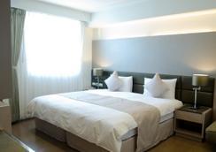 シン ユアン ホテル - 新竹市 - 寝室