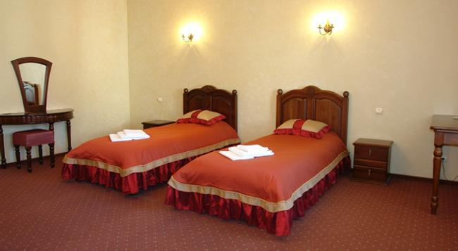 Hotel Kamelot - オムスク - 寝室