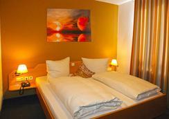 ホテル アム オストパルク - ミュンヘン - 寝室