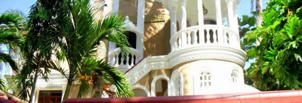 ブルー クリスタル ビーチ リゾート - Puerto Galera - 建物