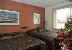 Hyde Park Inn - タンパ - 寝室