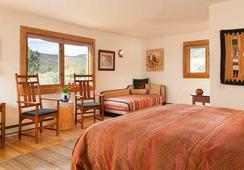 Bobcat Inn Bed and Breakfast - サンタフェ - 寝室